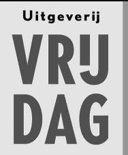 Logo Uitgeverij Vrijdag